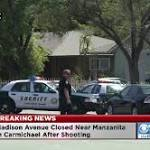 Update: Barricaded man in Carmichael home shoots at deputies after critically ...