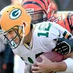 Packers, Bengals show rough sides