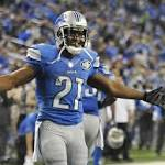 Lions' Mayhew noncommittal about Reggie Bush for 2015