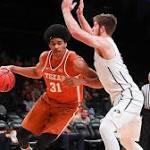 #POSTERIZED: Texas freshman Jarrett Allen dunks with authority on West Virginia defender