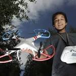 Oregon teenager's drone worried firefighting crews