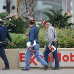 12 hurt in ExxonMobil refinery fire in Texas