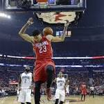 How Anthony Davis proved he's the best big man in the NBA in the Pelicans ...