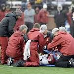 Connor Halliday injured in Cougars' 44-17 loss to USC