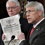Ricin-laced letter sent to Mississippi Sen. Roger Wicker