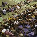 Malaysia turns away 2 boats with more than 800 migrants