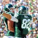MSU rides dominant offense to 56-14 rout of Wyoming