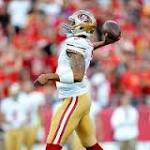 Colin Kaepernick responds to ESPN's Ron Jaworski