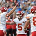 Chiefs Outdo Chargers 20-17