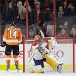 Flyers drop 10th straight shootout, fall 2-1 to Panthers