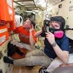 Astronauts close to moving into space space for year