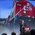 Canadian Pacific said to be rebuffed in CSX merger overture
