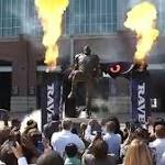 Ray Lewis Statue Unveiling: 'Baltimore Is Forever My City'