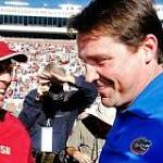Florida's Will Muschamp confident he will return in 2014