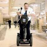 Review: 'Paul Blart: Mall Cop 2' predictably stupid