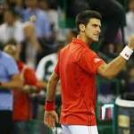 So far, so good for Novak Djokovic