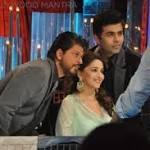 Karan Johar, Shahrukh go gaga over 'Dedh Ishqiya'