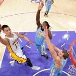 Postgame Numbers: Lakers vs. Nuggets (11/23/14)