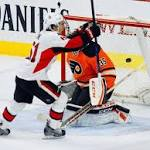 Hammond steals another as Senators move on to playoffs