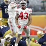 Five things we learned: Ohio State 44, Notre Dame 28