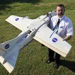 NASA Langley to fly drone as fire-spotter over Great Dismal Swamp