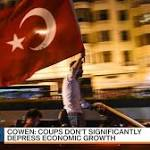 Turkey Declares 3-Month Emergency as Erdogan Pursues Coup-Makers