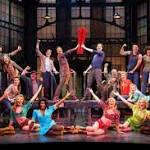 Tony Awards 2013: 'Kinky Boots' beats 'Matilda' for best musical