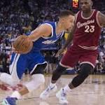 LeBron, Steph Curry lead Rick Horrow's Power 100 rankings