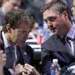 Avalanche's Joe Sakic 'definitely caught off-guard' by Patrick Roy's exit