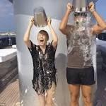Iice bucket craze is raising millions for charity and giving celebs splash of PR