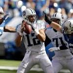 Luck, Wayne help Colts rout Titans 41-17