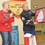 Former cancer patient Megan Lee hosts party to raise funds for Toys for Tots