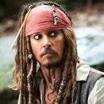 """Pirates of the Caribbean 5"" docking in 2017"