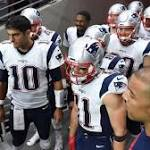 In temporary role, Patriots QB Jimmy Garoppolo shows off lasting talent