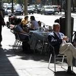 Fed up with politics, Spanish voters expected to skip election