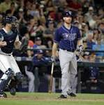 Rays can't solve Felix Hernandez, lose to Mariners 2-1