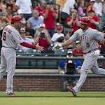 Pujols' Dual Home Runs Lead Angels to Defeat Astros