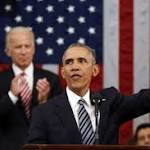 Obama gives pep talk to House Democrats