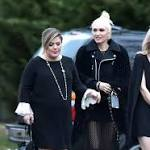 Blake Shelton and Gwen Stefani attend Nashville wedding