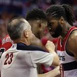 Finally, it's the Wizards' turn to take attention away from the Capitals' failures