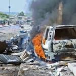 Deadly al-Shabaab suicide attack on UN convoy