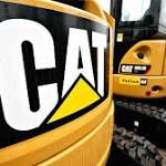 Caterpillar posts earnings of $1.72 a share vs. $1.36 estimate