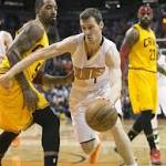 Suns return home, outshine LeBron James and the Cleveland Cavaliers