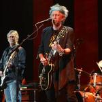 Eric Clapton/Keith Richards Collaboration Highlights Crossroads Festival, Night 2