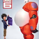 Disney's 'Big Hero 6' soars to the top of US box office, triumphs over sci-fi film ...