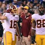 Redskins and quarterback Colt McCoy agree to new three-year deal