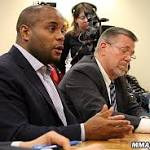 Daniel Cormier fined $9000, ordered to perform 20 hours of community service