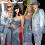 Bitches Stole Our Style! Katy Perry and Riff Raff vs. Britney Spears and Justin ...
