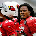 Chris Johnson visiting the Miami Dolphins