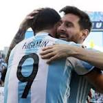 4 things we learned as Argentina demolished Venezuela in a 4-1 win